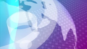 紫色企业摘要背景 股票录像
