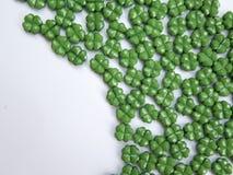 绿色元素好背景,切特 免版税图库摄影