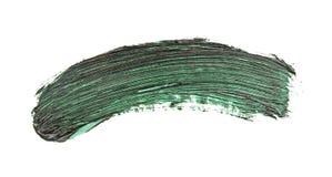绿色冲程 库存照片