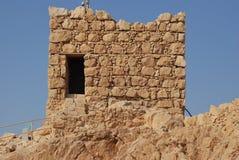以色列沙漠 库存图片