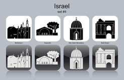以色列的象 免版税库存照片