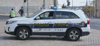 以色列警察 免版税图库摄影