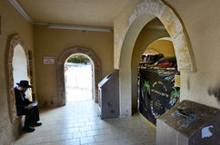 以色列-内盖夫加利利的旅行照片 免版税库存照片
