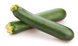 绿色南瓜 免版税库存图片