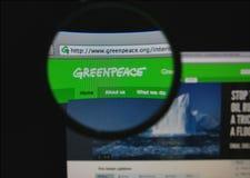 绿色和平 图库摄影