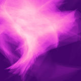 紫色和桃红色锋利火焰背景 皇族释放例证