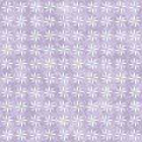 紫色和白色装饰漩涡设计织地不很细织品Backgro 免版税库存照片