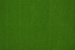 绿色啤牌桌毛毡背景 库存照片
