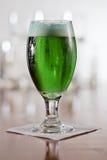 绿色啤酒 库存图片