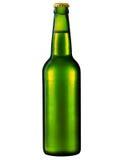 绿色啤酒 免版税库存照片