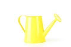 黄色喷壶 库存图片