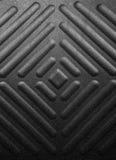 黑色塑料纹理 免版税库存图片