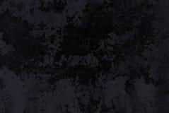 黑色墙壁纹理 免版税库存照片