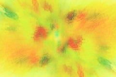黄色多维数据集 免版税库存图片