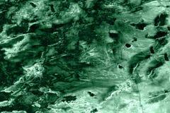 绿色大理石 免版税库存照片