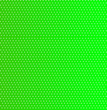 绿色小点纹理 免版税库存照片