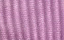 紫色席子纹理 库存照片