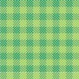 绿色抽象几何背景 免版税库存照片