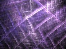 紫色抽象纹理分数维作用光背景 库存图片
