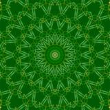 绿色抽象背景,光 库存图片