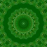 绿色抽象背景,光 免版税库存图片