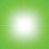 绿色抽象背景 向量例证