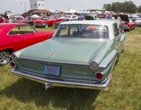 1962绿色推托箭背面图 免版税库存图片