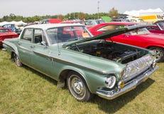 1962绿色推托箭 免版税库存图片
