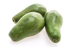 绿色新鲜的鲕梨 免版税图库摄影