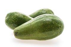 绿色新鲜的鲕梨 库存照片