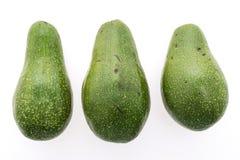 绿色新鲜的鲕梨 免版税库存照片