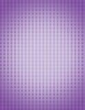 紫色方格花布背景 免版税库存照片