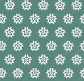 绿色无缝的颜色样式 免版税库存图片