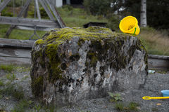 黄色时段 免版税图库摄影