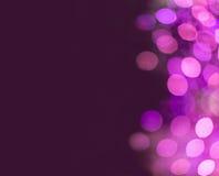 紫色明亮的背景 免版税库存图片