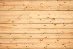 黄色木板条 库存图片