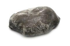 黑色木炭面包 库存图片
