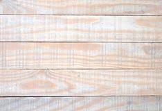 黄色板条木头纹理 库存图片