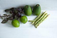 绿色果子 库存照片