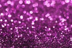 紫色柔光抽象背景 库存图片