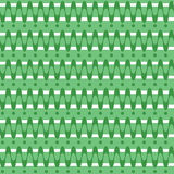 绿色样式 免版税库存照片