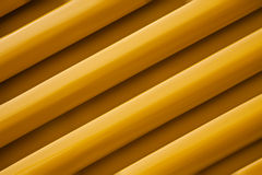 黄色格栅 免版税库存图片