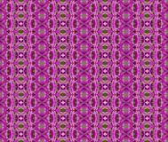 紫色模式 库存图片