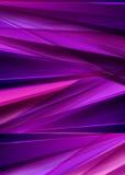 紫色现代背景设计 库存例证