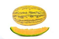 黄色瓜 库存照片