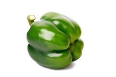 绿色甜椒 免版税库存图片