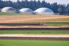 绿色生物能量 免版税图库摄影
