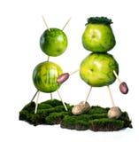 绿色生活 免版税库存照片