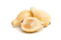黄色番石榴果子 库存照片