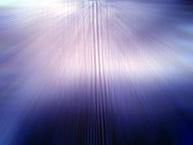色的光线 向量例证